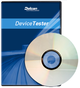 Device Tester from Delcan Technologies